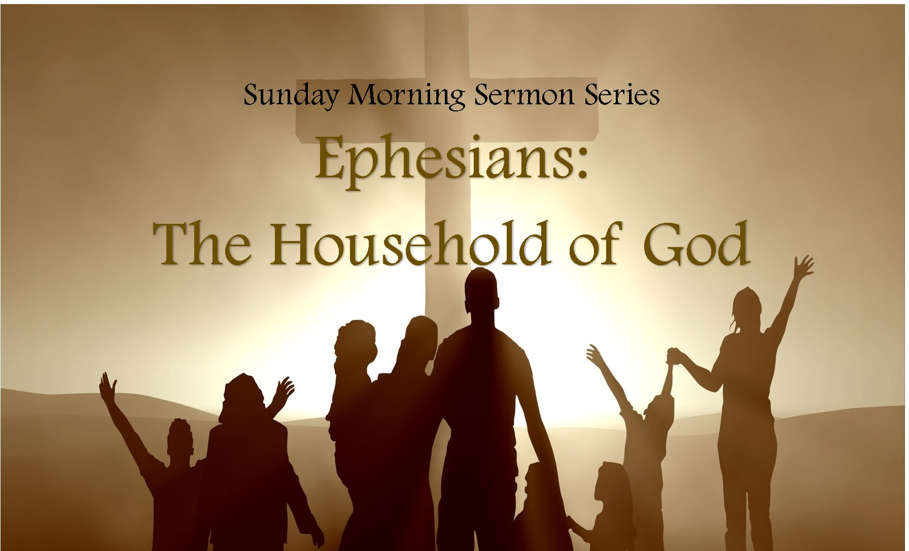 The Household of God: Remember What We Were; Know What We Are