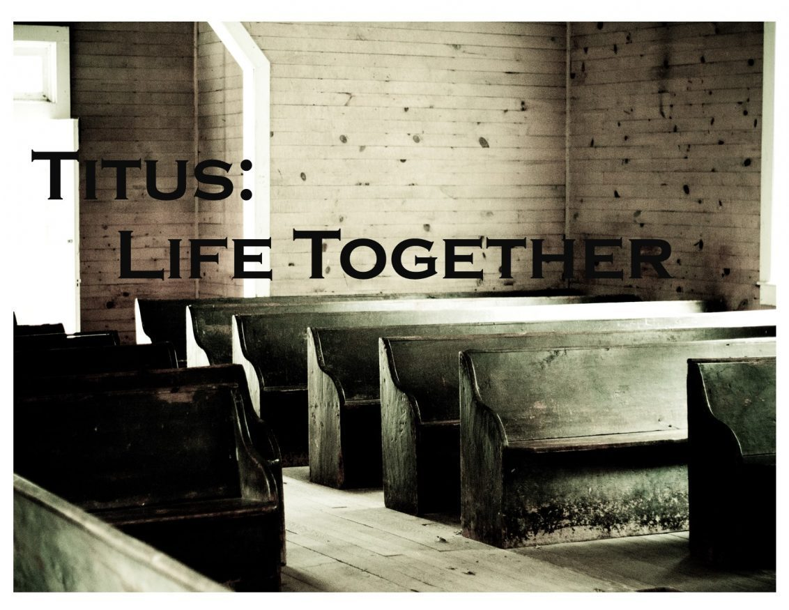 Life Together: The Church in the World