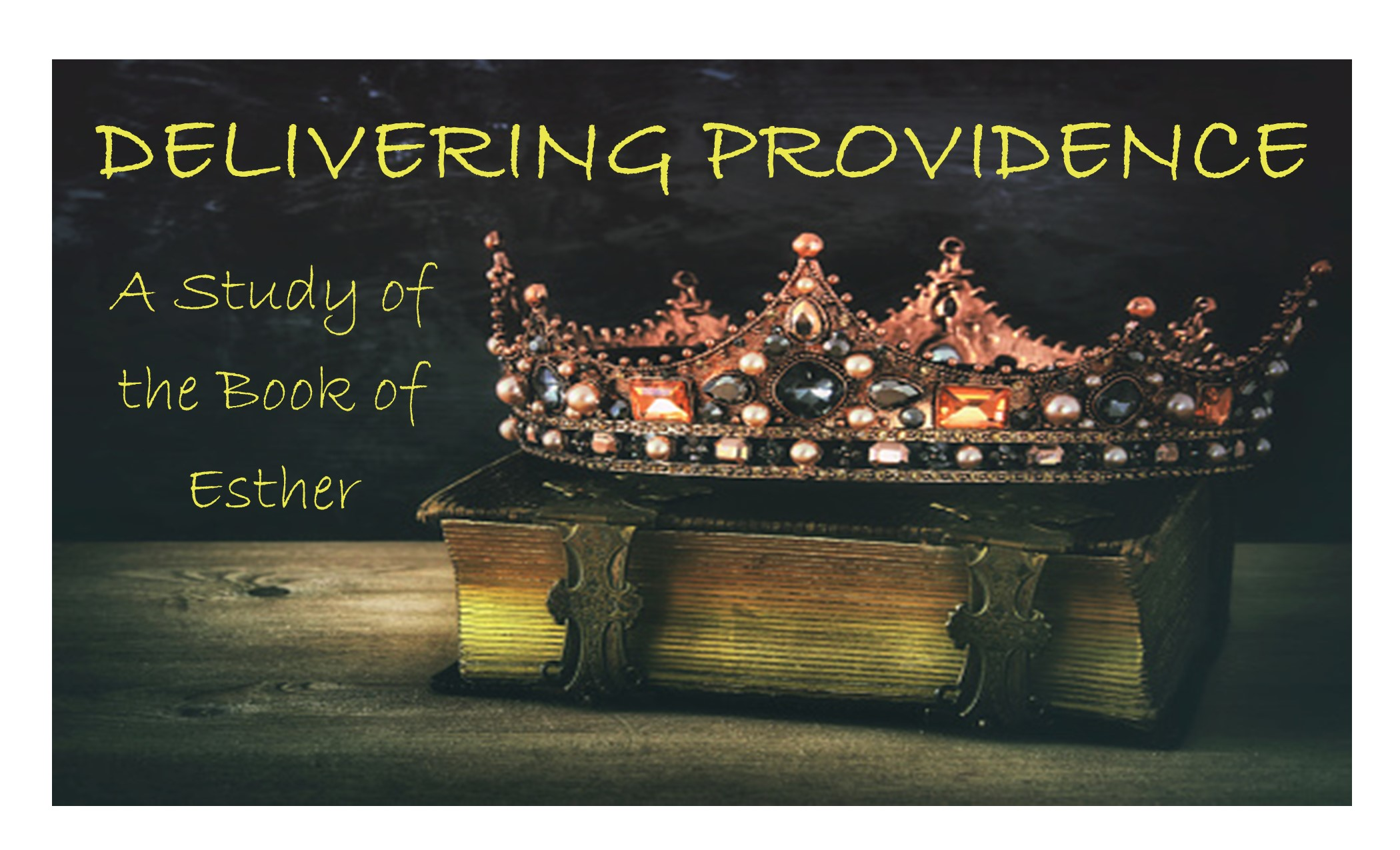 Delivering Providence: Honored by the King
