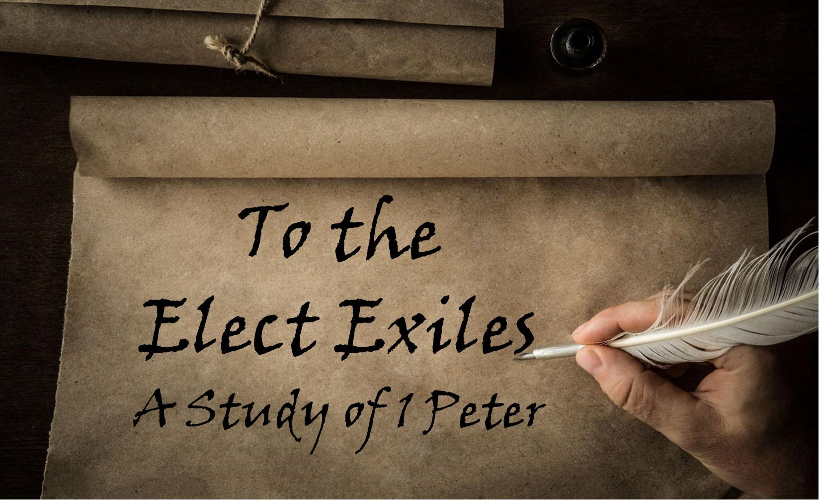 To the Elect Exiles: Hope for Tomorrow